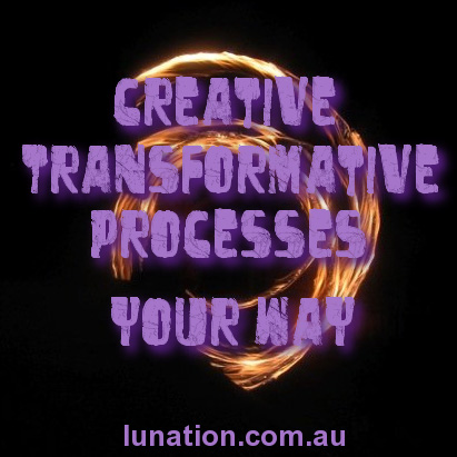 7 Days of Creative Transformative Processes | Luantion