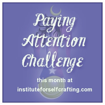 Paying Attention Challenge