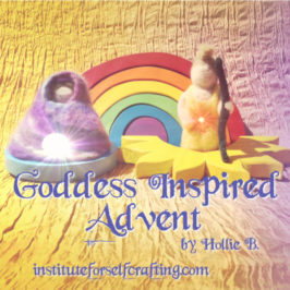 Goddess Inspired Advent