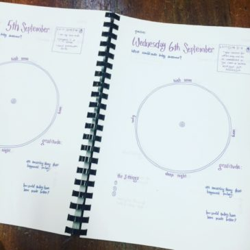 Using the Lunation Annual Planner