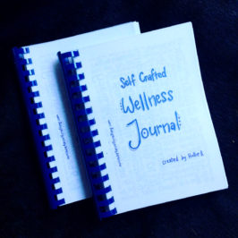 Self Crafted Wellness Journal