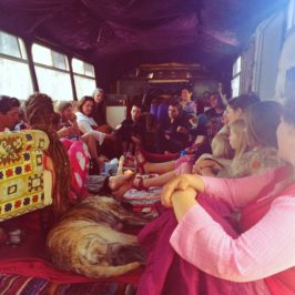 Creating your own Red Tent Women's Circle
