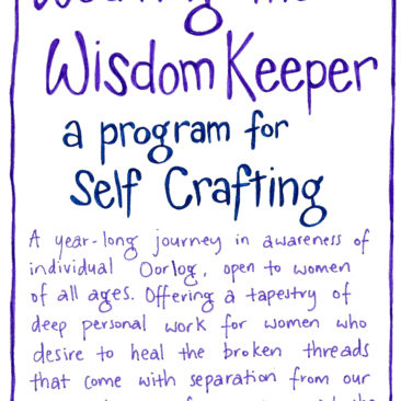 Weaving the Wisdom Keeper Program